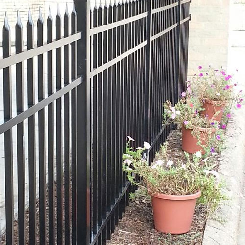 wrought iron privacy fence. Fine Wrought We Offer Chain Link Fencing Wood Privacy Ornamental Iron  Temporary And Automatic Gate Operators On Wrought Iron Privacy Fence